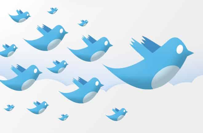 المتابعين في تويتر