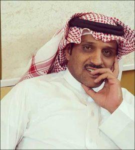 الشاعر عبد المجيد الزهراني