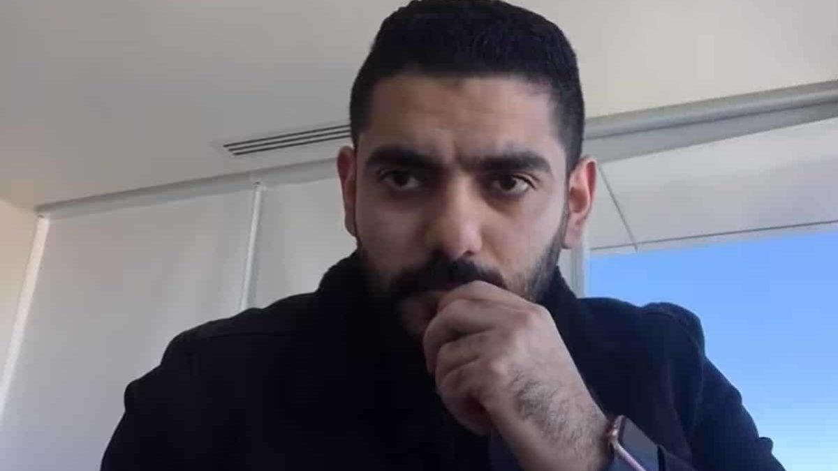 المعارض السعودي عمر بن عبد العزيز